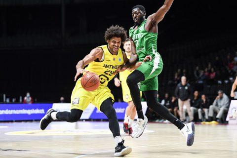FIBA Europe Cup round 1