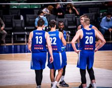 Kalev/Cramo wins first Basketball Champions League game ever