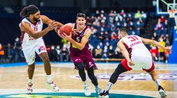 Lokomotiv and Joventut are first to 2 wins in Eurocup