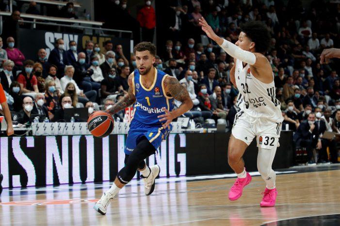 Euroleague round 4; Maccabi and Baskonia win on the road