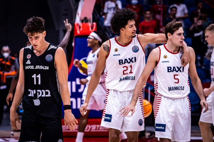 Hapoel Jerusalem loses another nail biter in the FIBA Basketball Champions League
