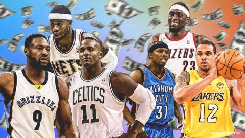 NBA players charged