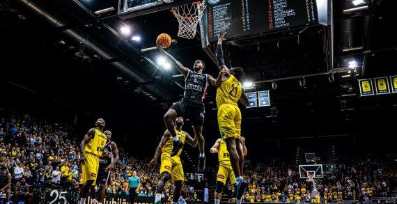 Rytas Vilnius grabs first win in FIBA Basketball Champions League