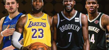 Top three NBA Title Contenders for 2021-22 Season