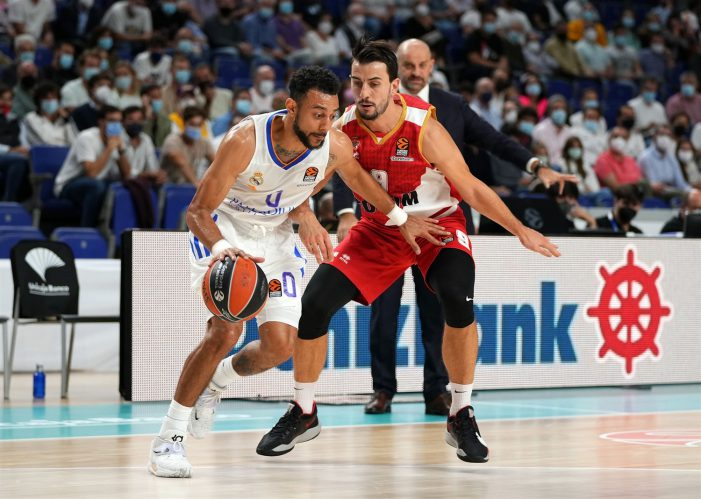 All home teams win in 3rd Euroleague round